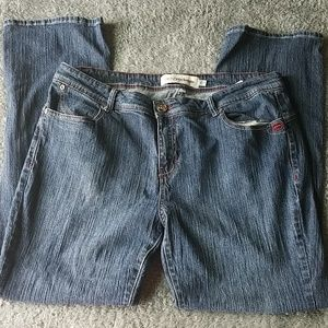Size 20 ecko jeans TALL